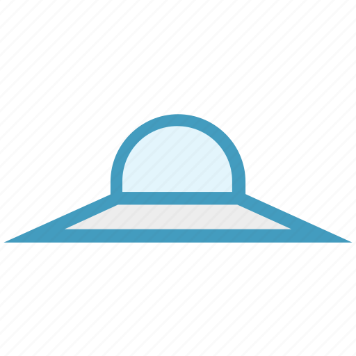 beach, beach hat, fashion, floppy hat, hat, holiday, summer icon