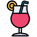 cocktail, drink, glass