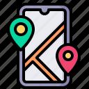 gps, location, map, navigation, direction, phone