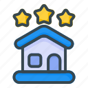 staycation, rating, star, favorite, award