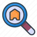 home, search, house, find
