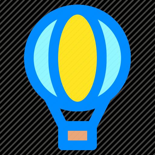 air, ballon0, destination, holiday, travel, traveling, vacation icon