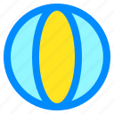 ball0, beach, destination, holiday, travel, traveling, vacation icon