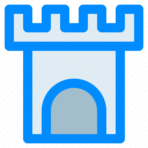 castle0, destination, holiday, sand, travel, traveling, vacation icon