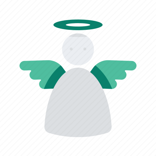 angel, christmas, holiday, occasion, vacation icon