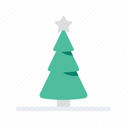 christmas, holiday, occasion, tree, vacation icon