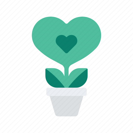 growth, holiday, occasion, romance, vacation, valentine icon