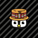 party, pinguin icon