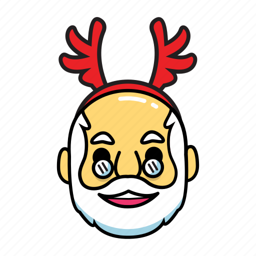 clause, holiday, santa icon