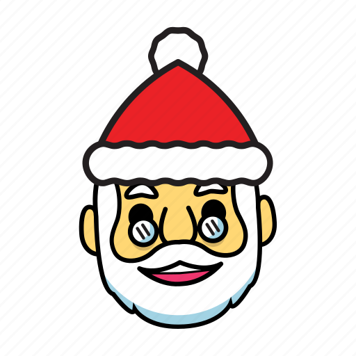 clause, holiday, santa icon