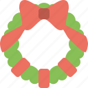 christmas, crown icon