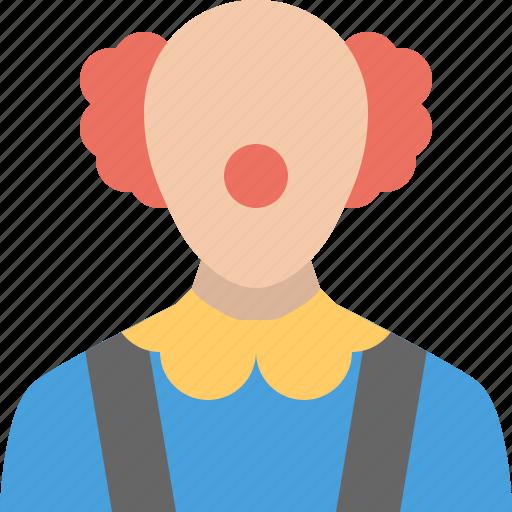 clown, joker icon