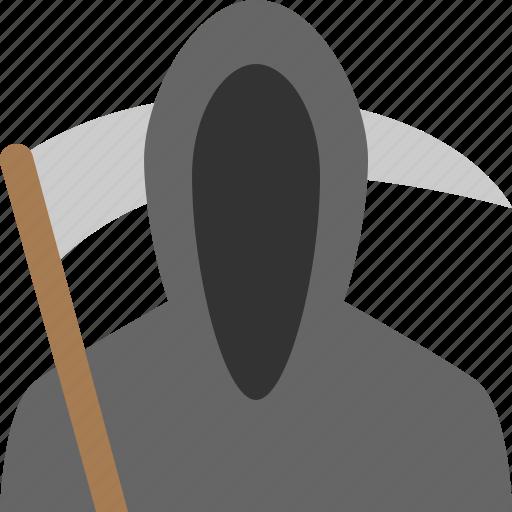 death, devil icon