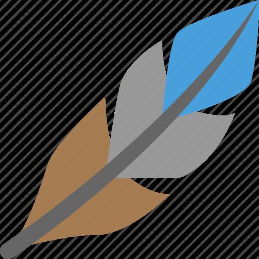 bird, feather icon