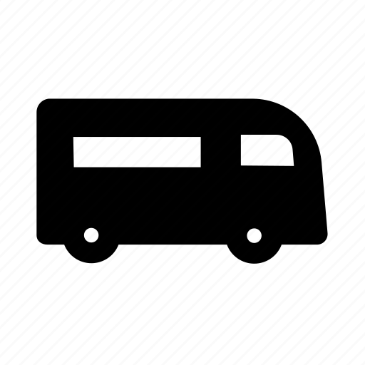 auto, buggy, bus, car, clunker icon