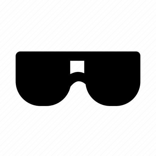 glasses, goggles, shades, spectacles, sun icon