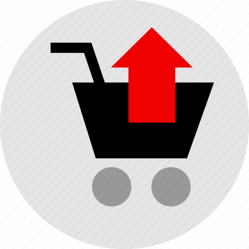 cart, delete, shopping icon