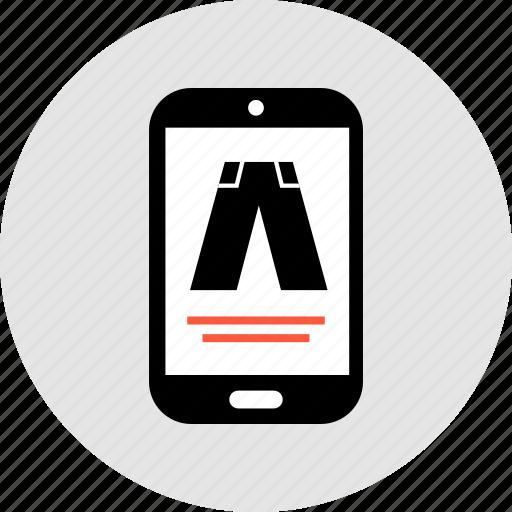 buy, mobile, shopping icon