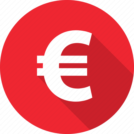euro, money, sales, sell, shopping, sign icon