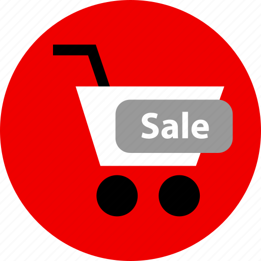 cart, sale, shopping icon