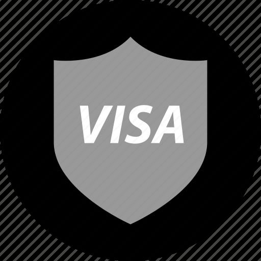 card, cradit, visa icon