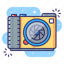 camera, photo, photography, shutter icon