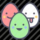 art, easter, eggs, risen icon