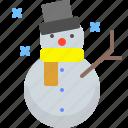 carrol, christmas, snowman, winter