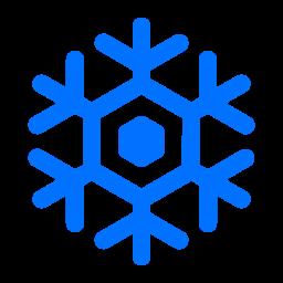 christmas, cold, snowflake, winter icon
