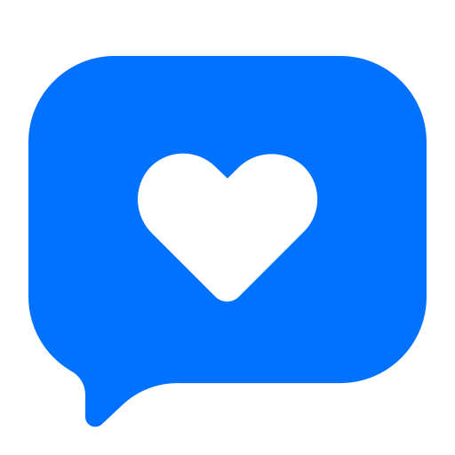 chat, message, text, valentine icon