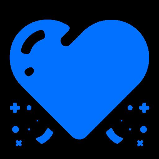 celebration, day, heart, valentines icon