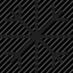 christmas, decoration, flake, ice, snow, snowflake, xmas icon