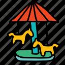 game, park, ponny icon