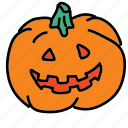 halloween, happy, holiday, pumkin icon
