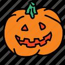 halloween, happy, holiday, pumkin icon