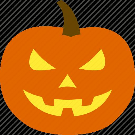 decoration, halloween, holiday, jack, lantern, o, pumpkin icon