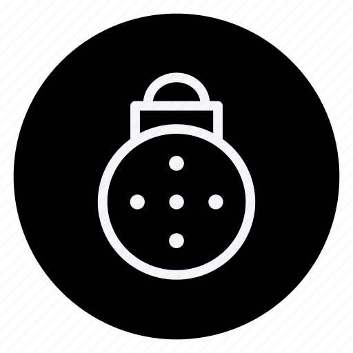 bauble, celebration, christmas, decoration, haloween, holiday, xmas icon