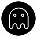 celebration, christmas, ghost, haloween, monster, winter, xmas icon