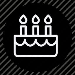 cake, celebration, christmas, haloween, holiday, winter, xmas icon