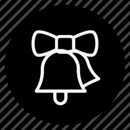 celebration, christmas, doorbell, haloween, holiday, winter, xmas icon