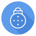 bauble, celebration, christmas, decoration, halloween, holiday, tree icon