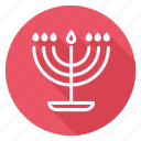 candle, celebration, christmas, halloween, holiday, winter, xmas icon