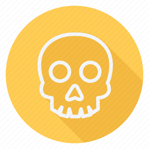 celebration, christmas, decoration, halloween, holiday, skull, winter icon