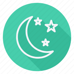 celebration, christmas, decoration, halloween, moon, winter, xmas icon