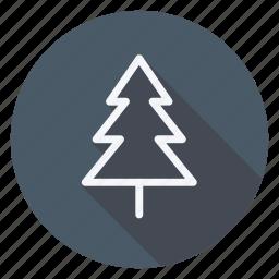 celebration, christmas, halloween, holiday, tree, winter, xmas icon