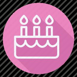 cake, celebration, christmas, halloween, holiday, winter, xmas icon