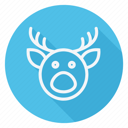 celebration, christmas, deer, halloween, holiday, holidays, winter icon