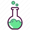 flask, glass, halloween, holiday, party, poison, potion icon