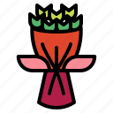 blossom, botanical, bouquet, flowers icon