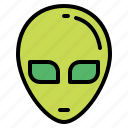 alien, avatar, extraterrestrial, ufo icon